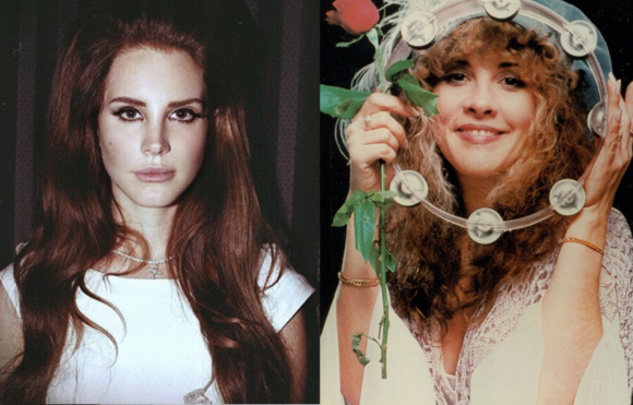 White witch stevie nicks has collaborated with lana del rey oyster ethereal bae lana del rey has a bumper of a new record coming any minute now while being pretty elusive about the release we do know that theres a lot of m4hsunfo