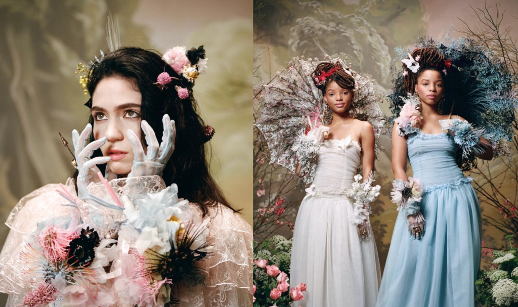 Rodarte\'s New Campaign Features Very Arty, Beautiful, Inspiring ...