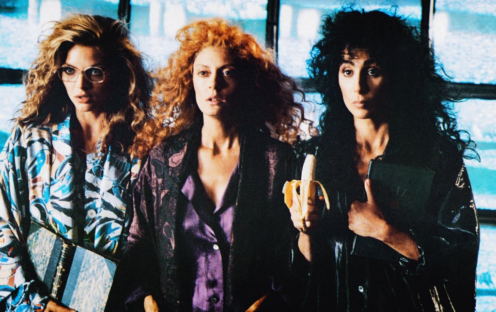 The Undeniable Style And Sass Of The Witches Of Eastwick Oyster Magazine