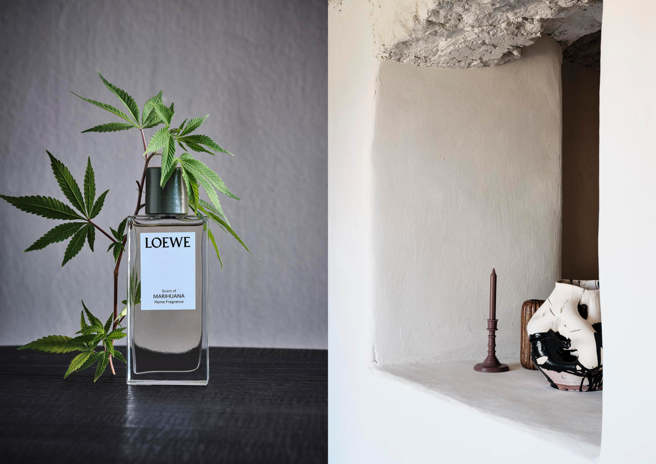 Icymi Loewe S New Home Scents Collection Is The Best Way To Garden While You Wfh Oyster Magazine