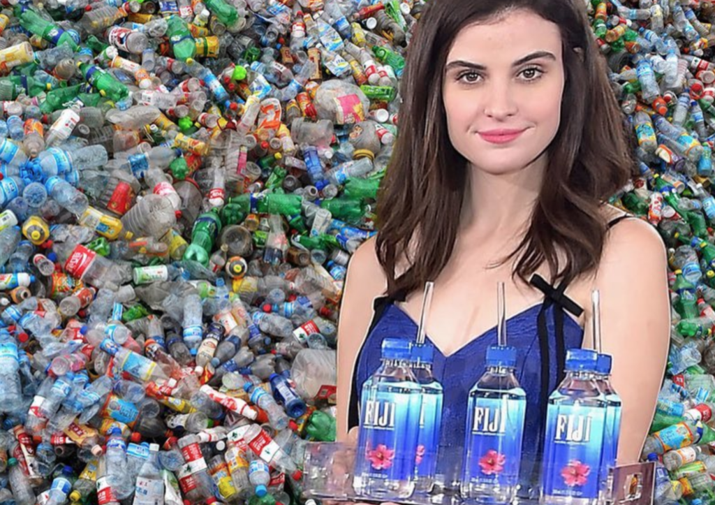 The Fiji Water Girl Is Still A Thing And She S Suing Fiji