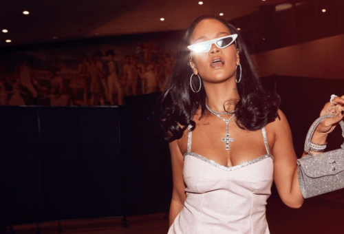 2e2295483aa9d Rihanna To Be First Woman To Create Original Brand At LVMH With Fenty  Maison. Only gurl.